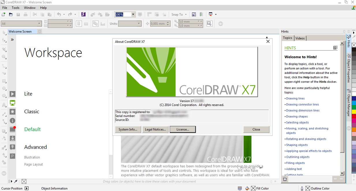 Corel Draw X7 Free Download Full Version Tradeslasopa